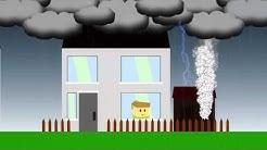 Woonverzekering of opstalverzekering? Bekijk de woonhuisverzekering video!