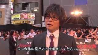 『ミッション:インポッシブル/ローグ・ネイション』ジャパンプレミアに...