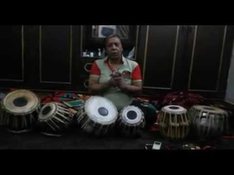 Ustad Tafu Khan practice session