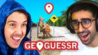3 PERFECT Scores! - GEOGUESSR #14 w/ LAZARBEAM