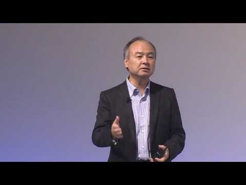 【SoftBank World 2016】 Keynote Speech Masayoshi Son