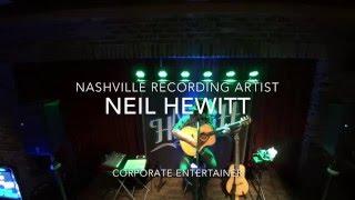 Neil Hewitt Acoustic Live