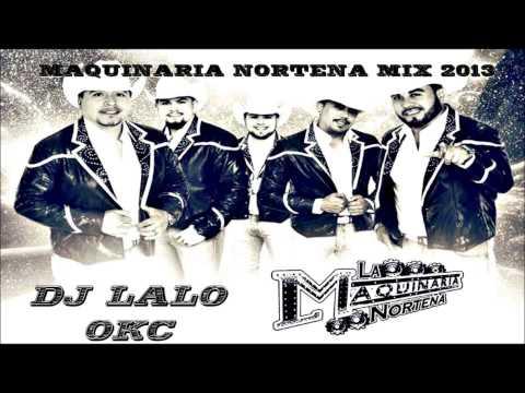 MAQUINARIA NORTENA MIX 2013 DJ LALO VIDEO HD
