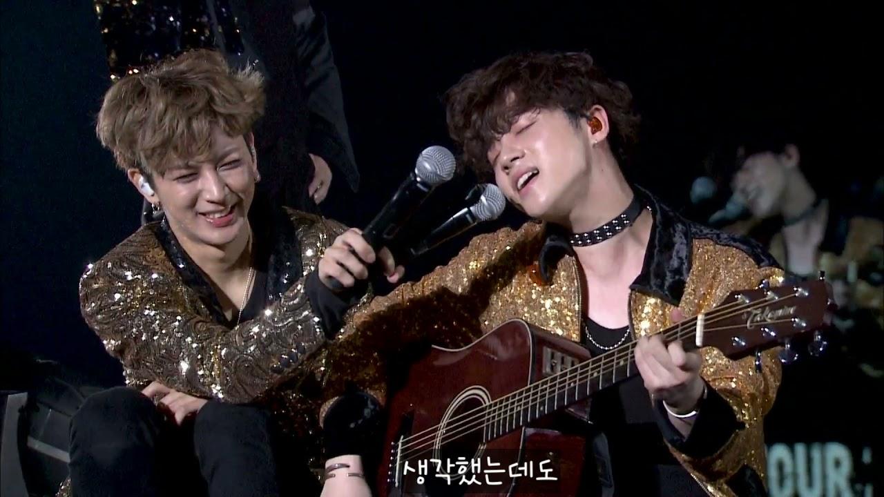 기타치고 노래하는 iKON 김진환