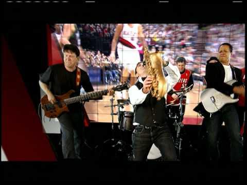 Portland Trail Blazers Opener Video - Patrick Lamb Band (R&B, Fusion)