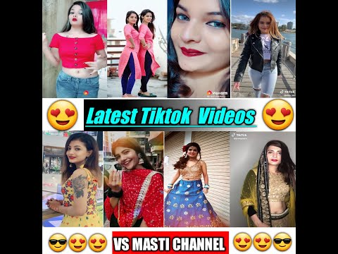 [video] Latest Hot Girls Video On Tiktok, #tiktok India