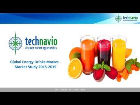 Global Energy Drinks Market - Market Study 2015-2019
