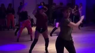 Танцы Алматы / JAZZ FUNK / HIGH HEELS