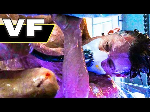 ALTERED CARBON Bande Annonce VF ✩ Série Netflix SF (2018)