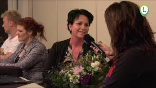 Esther Kragt krijgt de Blom van Hattemerbroek