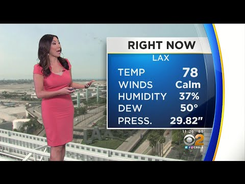 Amber Lee's Weather Forecast (Sept. 26)