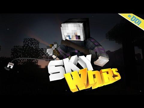 Minecraft SkyWars #1 w/ ZaneFTW