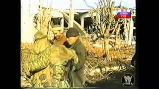 Чечня, Грозный 2000г.