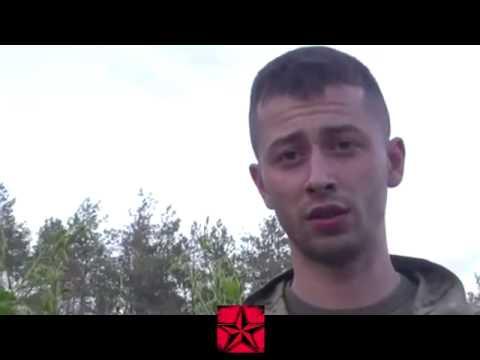 Пленный русский спецнах