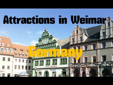 Top 15. Best Tourist Attractions in Weimar - Travel Germany
