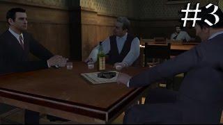 Mafia. Фильм - Сериал. 3 Эпизод - ВЕЧЕРИНКА МОЛОТОВА.