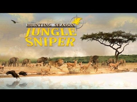 Hunting Season:Jungle Sniper Android GamePlay Trailer