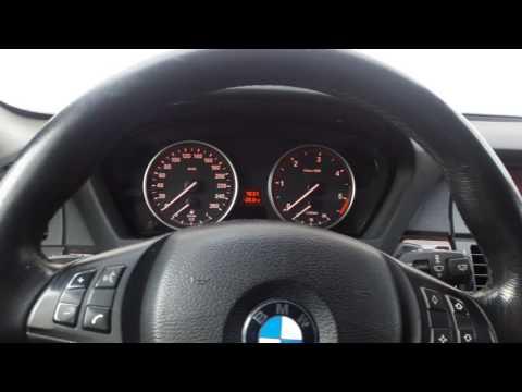 Заводим BMW X5 E70 3.0d 2008г.в.