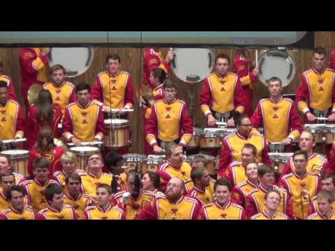 Iowa State University Marching Band - Wings & Cowbell (2016 Band Extravaganza)