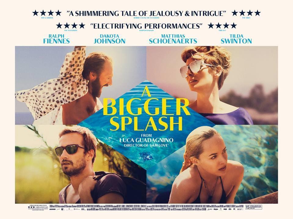 ΚΑΤΩ ΑΠΟ ΤΟΝ ΗΛΙΟ (Α Bigger Splash) trailer FULL HD   GR Subs