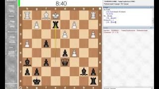 [Teg Channel] Шахматный турнир. Этап 2: Павел vs Вова (часть 2)