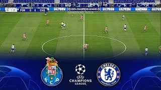 FC Porto v Chelsea | UEFA Champions League 2021 Quarter Final Leg 1