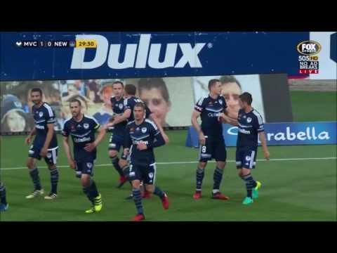 Melbourne Victory Goals Compilation 2016/17