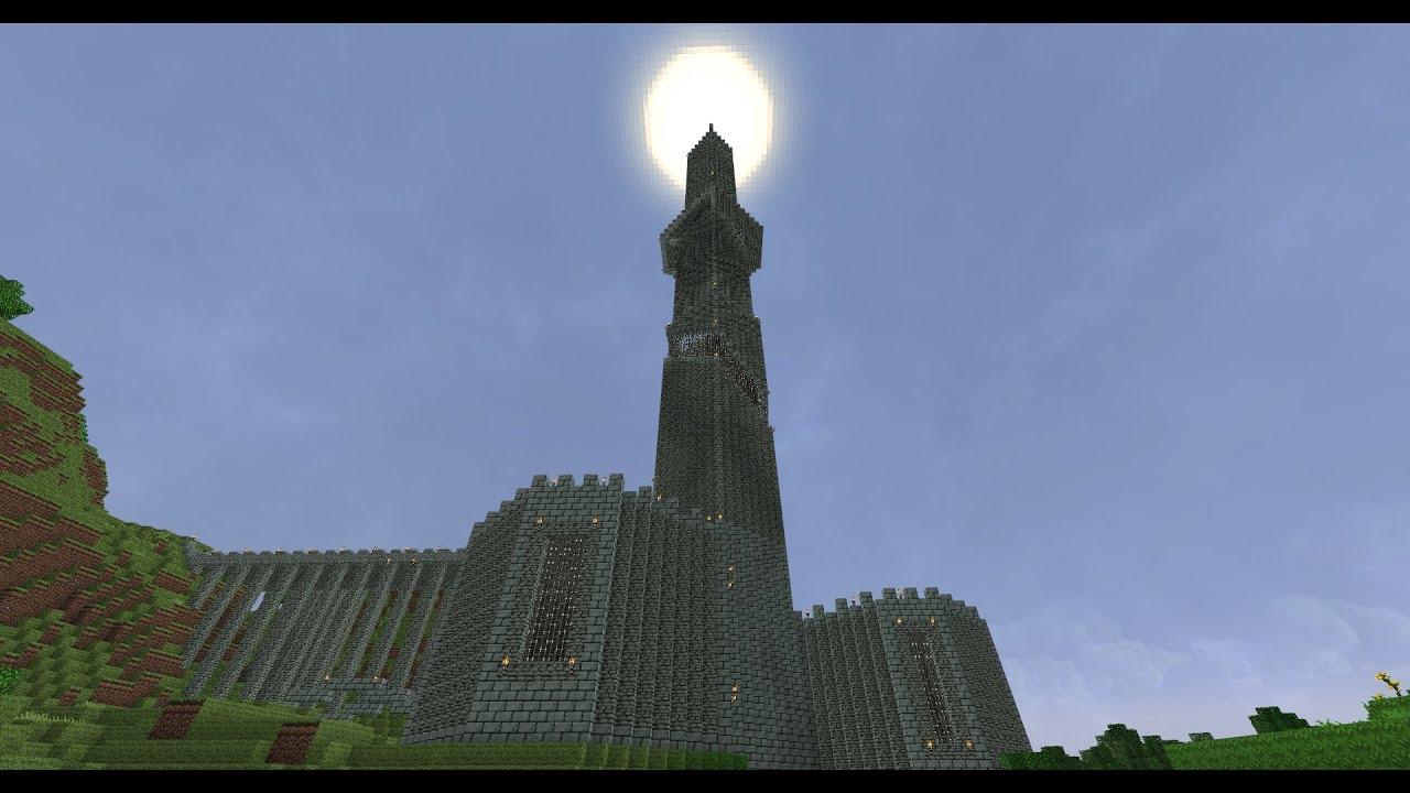 темная башня в майнкрафт #5