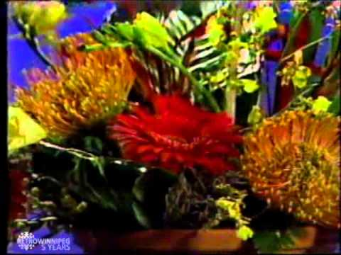 Academy Florists commercial (1990)