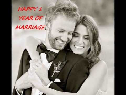 Nikki Reed and Paul Mcdonald 1 year of marriage