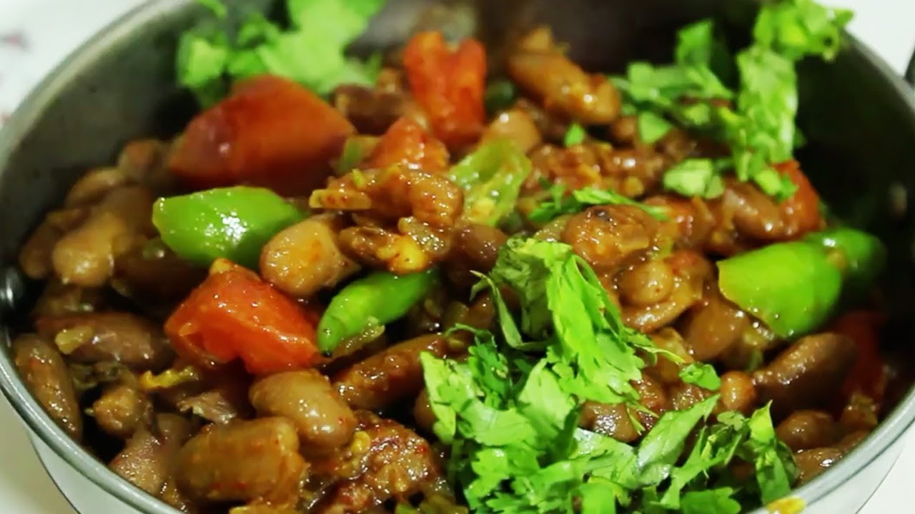 how to cook rajma in microwave