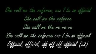 REFS by The Specktators ft. Green Skeem lyrics