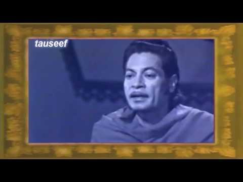 Ustad Amanat Ali Khan (PTV live) -Honton pe kabhi unke mera naam hii aaye[Best Quality]