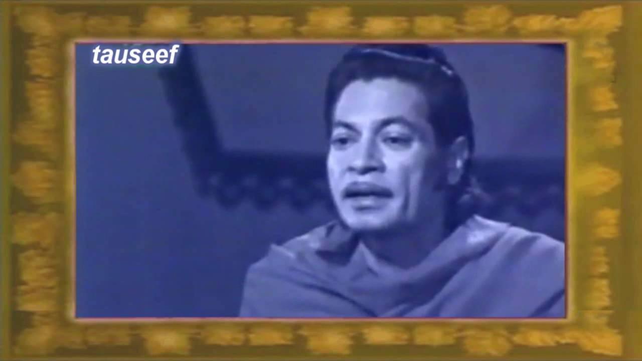 Download Ustad Amanat Ali Khan (PTV live) -Honton pe kabhi unke mera naam hii aaye[Best Quality]
