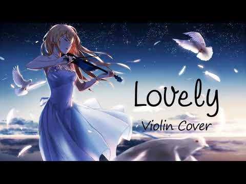 Billie Eilish - lovely ft. Khalid 1 Hour [Relaxing With Violin]