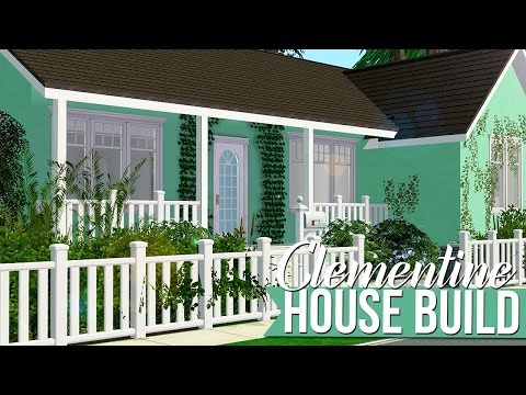 Sims 2 | House Build - Clementine - 200+ Tumblr Followers Gift