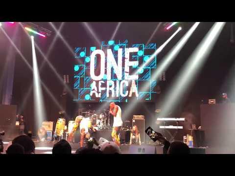 MOTO DANCERS & KAFFY DANCE AT ONE AFRICA MUSIC FEST DUBAI