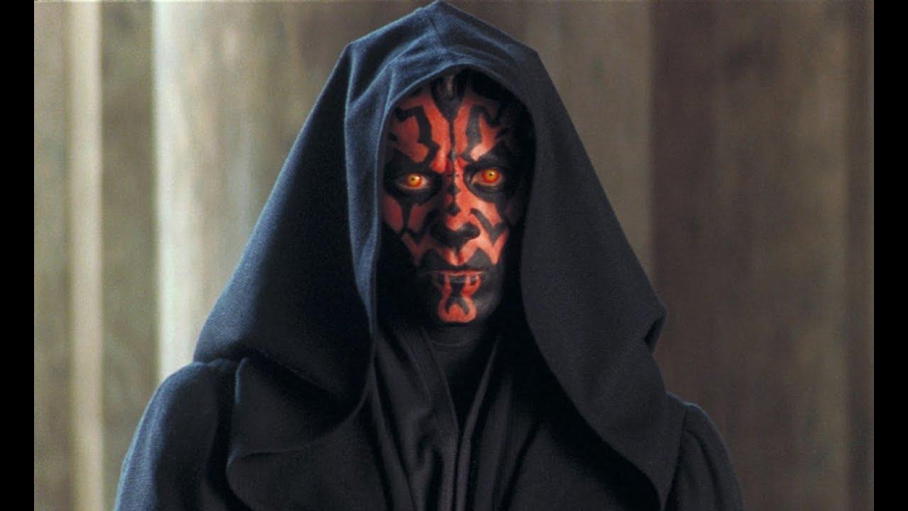 Resultado de imagem para star wars episode 1 darth maul