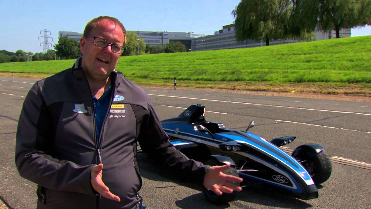 Formula Ford 1 litre EcoBoost