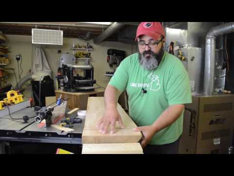 555 A simple planer sled