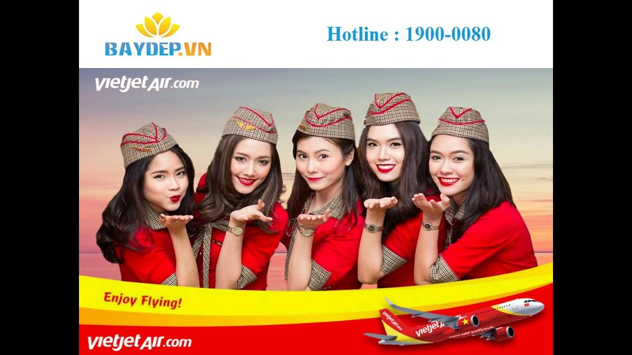Thái Lan: Đại lý vé máy bay VietJet Air ở Thái Lan, mua bán vé máy bay VietJet Air ở Thái Lan