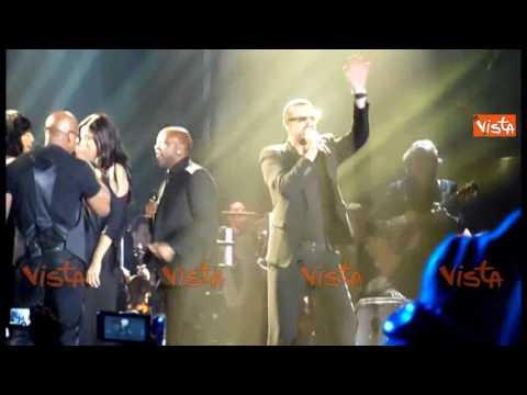 George Michael, l'indimenticabile concerto a Napoli nel 2011