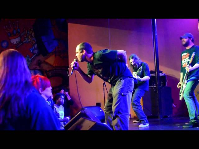 Man Will Destroy Himself - 1/17/2013 - Live at King's
