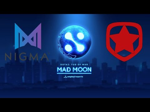 🔴DOTA 2 LIVE |  NIGMA Vs Gambit Esports | WePlay! Dota 2 Tug Of War: Mad Moon | CASTER KUDO