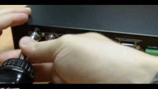 How to Install a Hard Drive into your DVR-2644S Standalone DVR