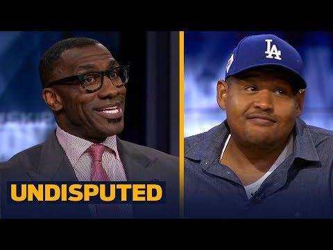 Ballers' Omar Benson Miller on Lakers landing LeBron, Disliking NBA super teams | NBA | UNDISPUTED
