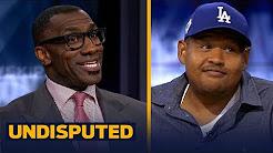 Ballers' Omar Benson Miller on Lakers landing LeBron, Disliking NBA super teams   NBA   UNDISPUTED