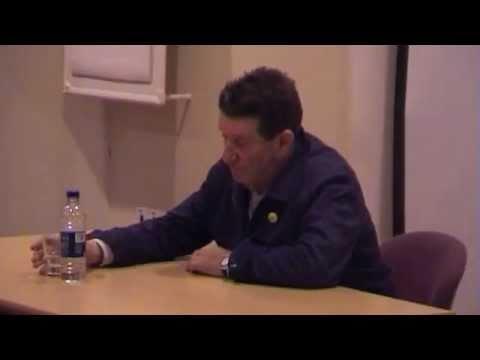 Bruce McLean Talk 2009