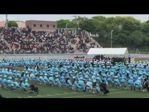 Brother Wease - Valedictorian Slams Teachers, Staff During Graduation Speech