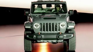 Jeep introduces Gladiator Mojave at the Chicago Auto Show